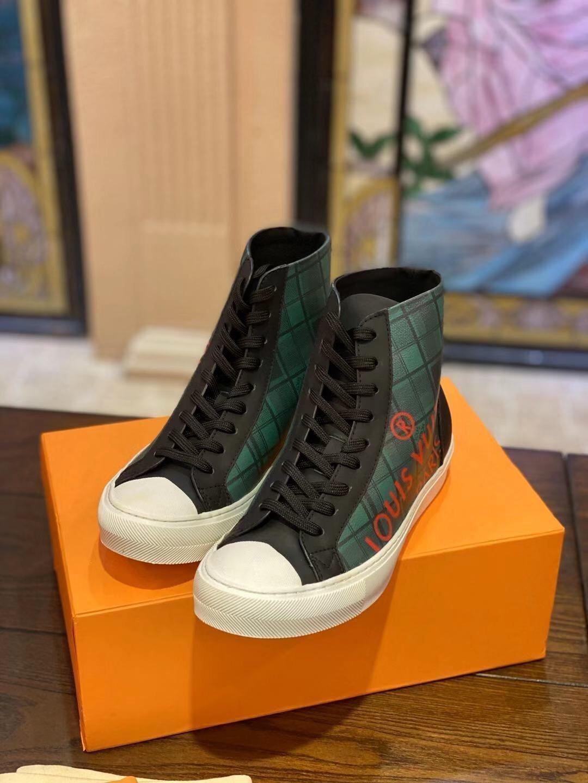 Модные повседневные туфли новые 2020 удобные модные высококачественные спортивные кроссовки удобные без шлифовки feet4ZW3ZWNV
