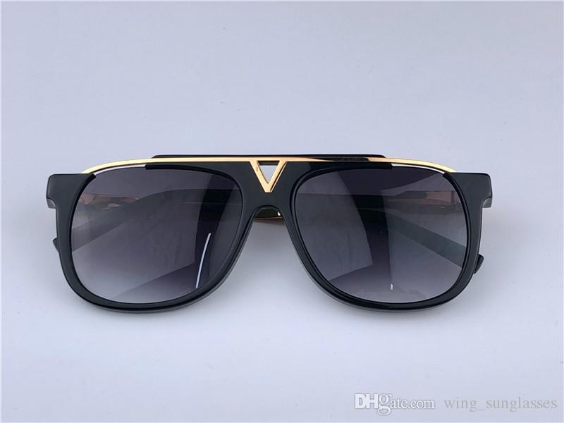 fotos oficiales b3cea d5b81 Compre Louis Vuitton LV0937 Marca Gafas De Sol De Diseño Para Hombre UV400  Avitaor Con Caja Mujer Gafas De Sol De Lujo Para Hombre Gafas De Sol De ...