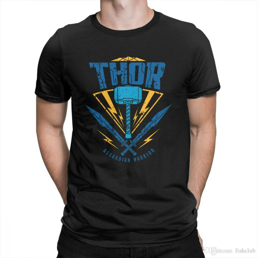 Ragnarok Friend Fight Boys Graphic T Shirt Marvel Thor