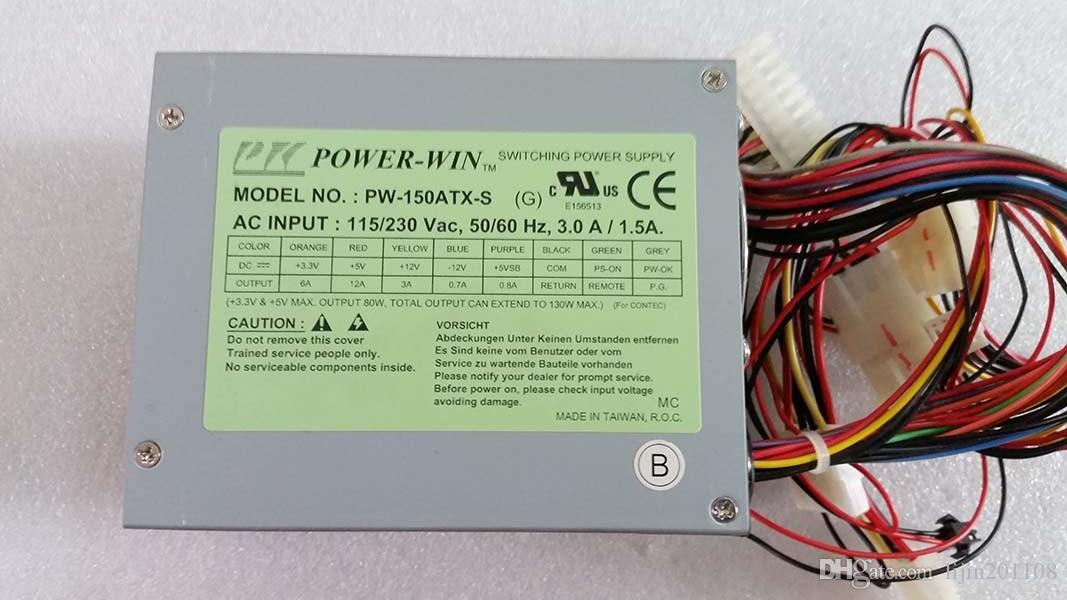 PW-150ATX-S industrial Power Supply for CONTEC ECH PCI BE-H7A PSU well tested