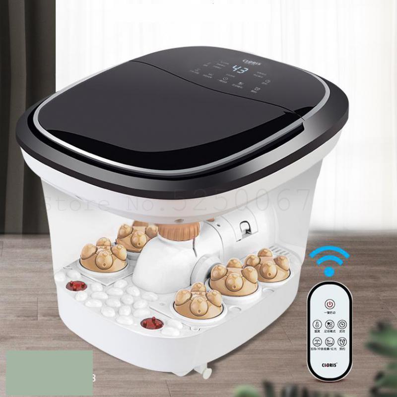Baño de pies Ware Barriles burbuja del pie Xin Wu Con eléctrico automático del hogar Constant temperatura de calentamiento Wash Pediluvio profunda