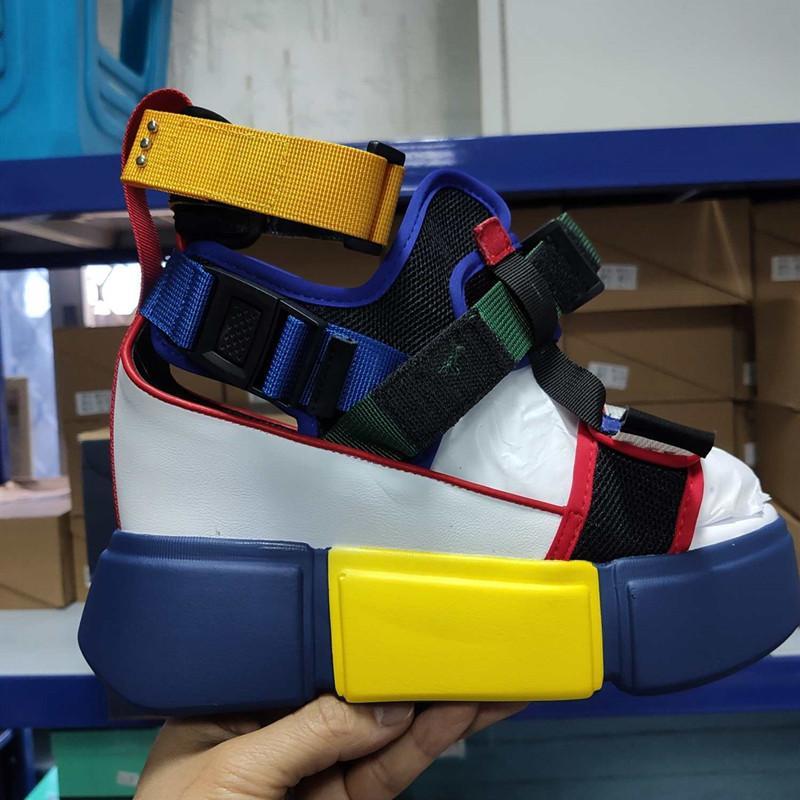Sandals 2019 Summer High Heels Sandals