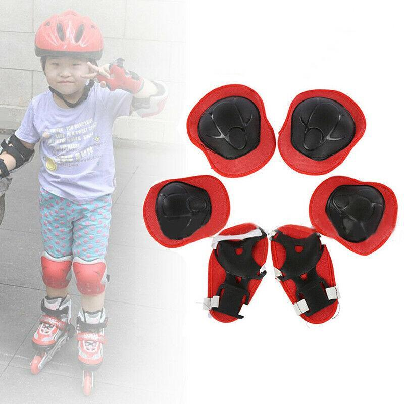 2019 Мода Дети Защитные Patins Катание на роликовых коньках Колено Колено Pad Защита Pad Дети Велоспорт Knee Guard Protector Kneecap