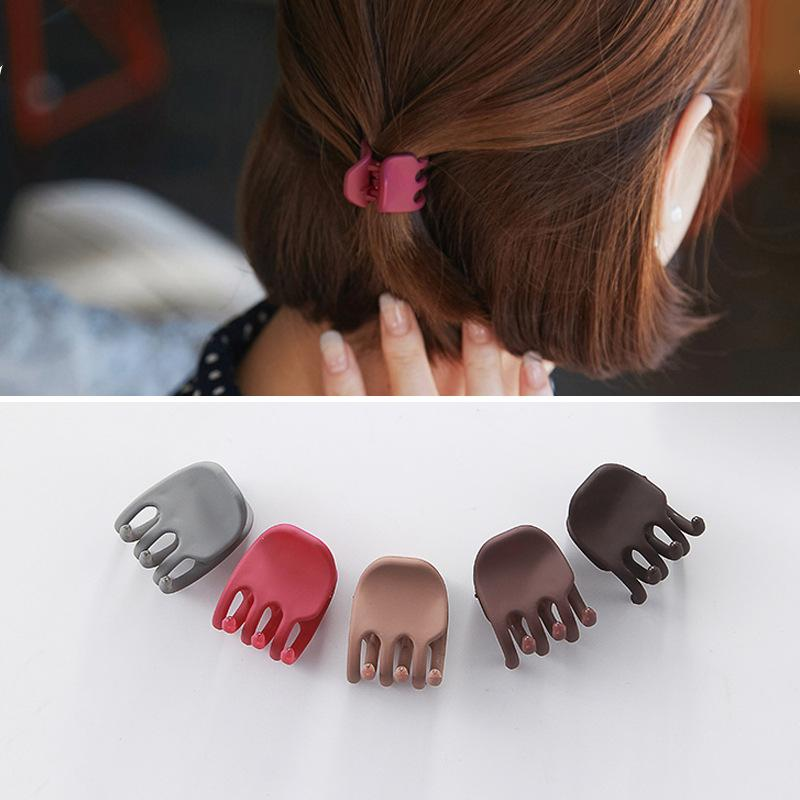 1 Pcs Faux Pearl Jaw Clips Women Hair Ponytail Claw Hair Clip Hairpin Clamps