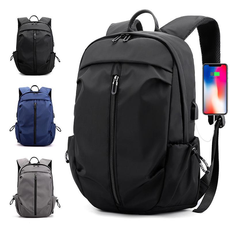 viaje resistente al agua bolsa de los nuevos hombres mochila mochila portátil ocasional de la manera coreana multifuncional