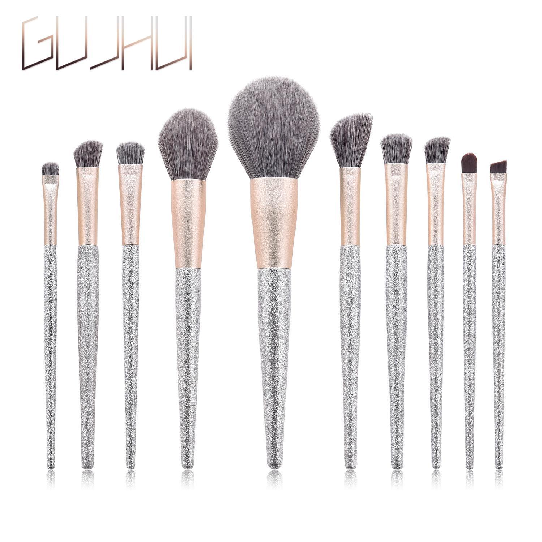 Maquillage Pinceaux de haute qualité brosse cosmétiques poudre blush Fondation ombres à paupières Pinceau à maquillage Lèvres Kit Visage Yeux Pinceaux