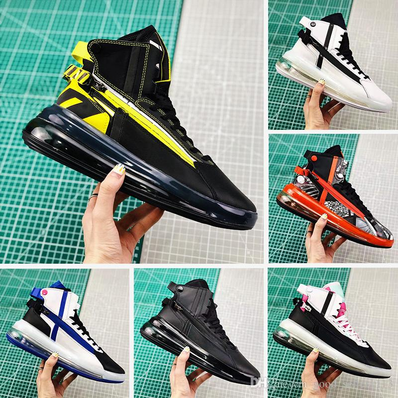 formadores amarelas dinâmicas transporte da gota Shoes Saturn macio quente Destaque Man basquete Miami Vice Hiper-de-rosa Loucura sapatilhas esportivas legais