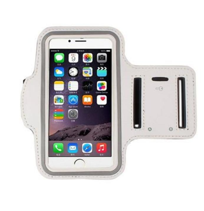 Colorfull secure with super-strong strap Waterproof Gym Sports Running Armband for smartphone flexible and easy to wear free shipping