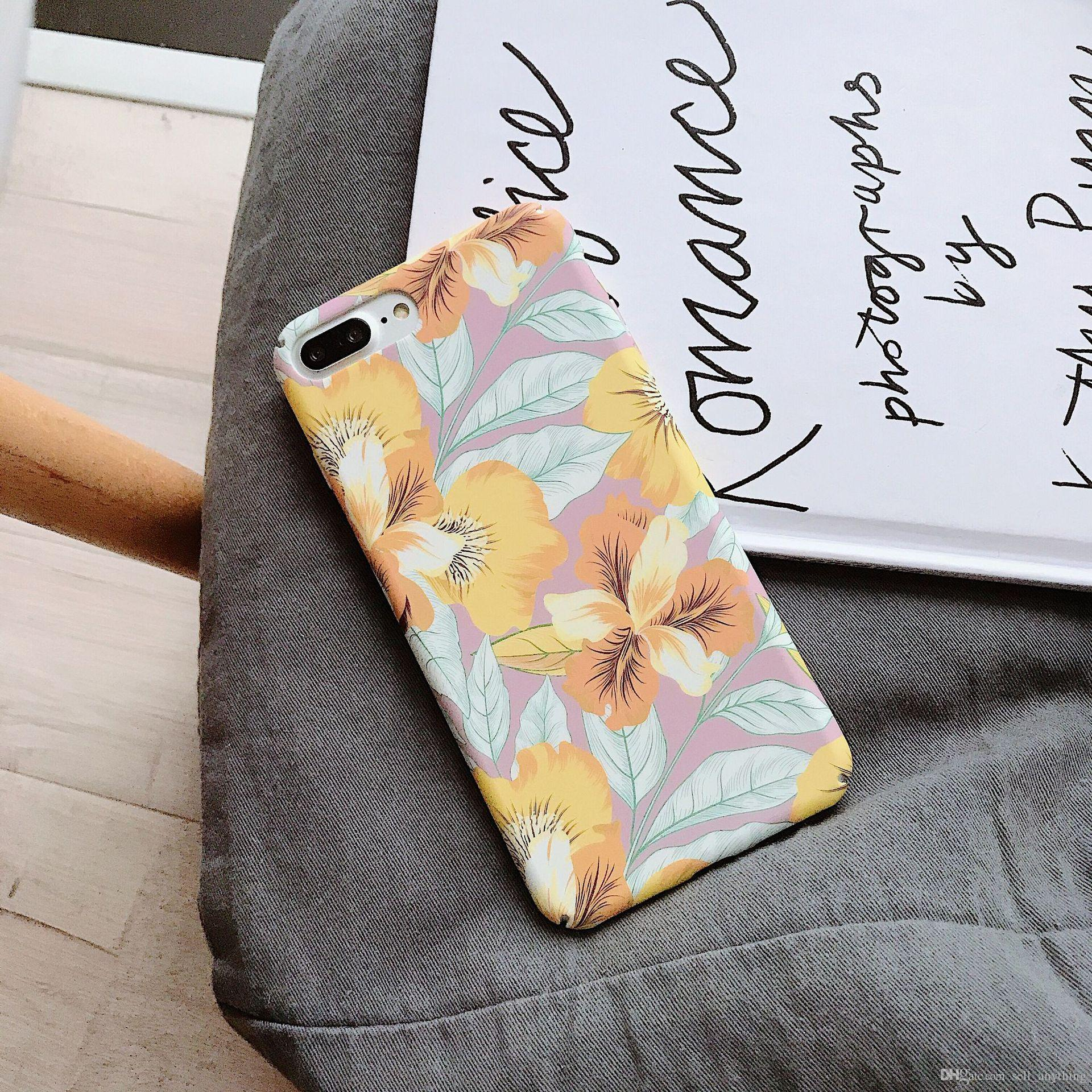 watercolor flowers iphone 11 case