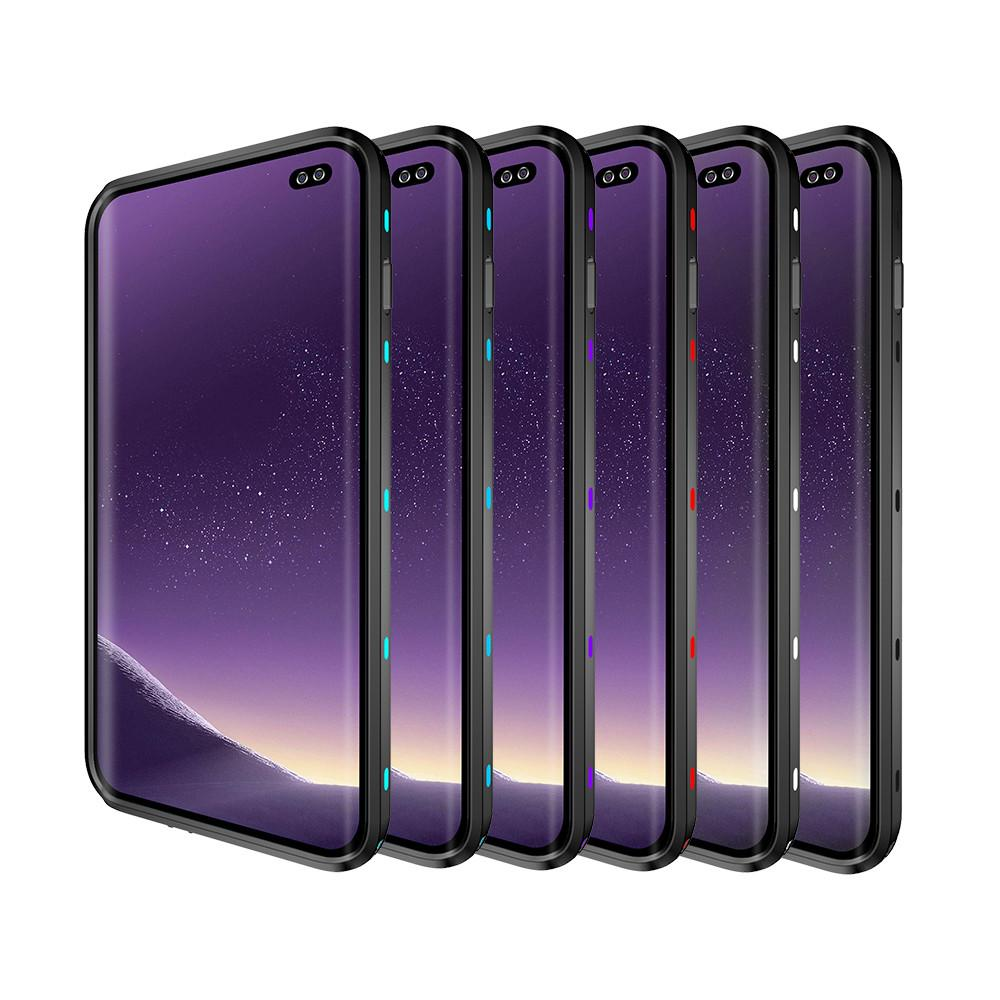 Original redpepper dot série waterptoof case ip 68 caso à prova de queda para samsung s10 s10 plus com touch id