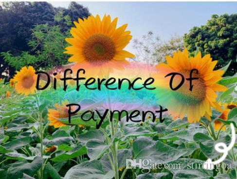 Diferença de pagamento escolher a quantidade que o pagamento total deve ser próxima da diferença de pagamento