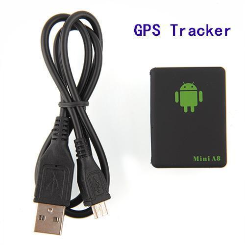 미니 자동차 GPS 트래커 글로벌 실시간 4 주파수 GSM / GPRS 보안 자동 추적 장치 지원 안드로이드에 대한 어린이 애완 동물 자동차