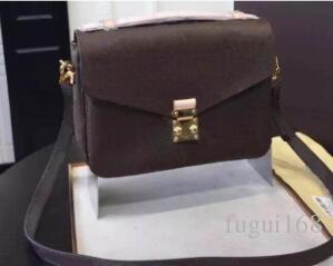 Leather high quality Handbags Shoulder bags Tote bag Half moon package Satchel Hand bags wallet Cosmetic bag backpack Travel Bags purse 17