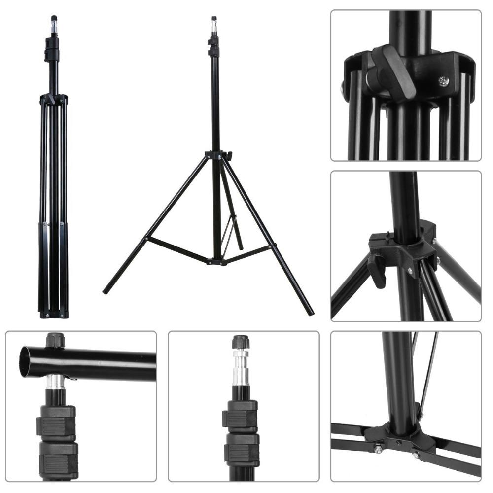 Backdrop Support Stand with Carry Bag06