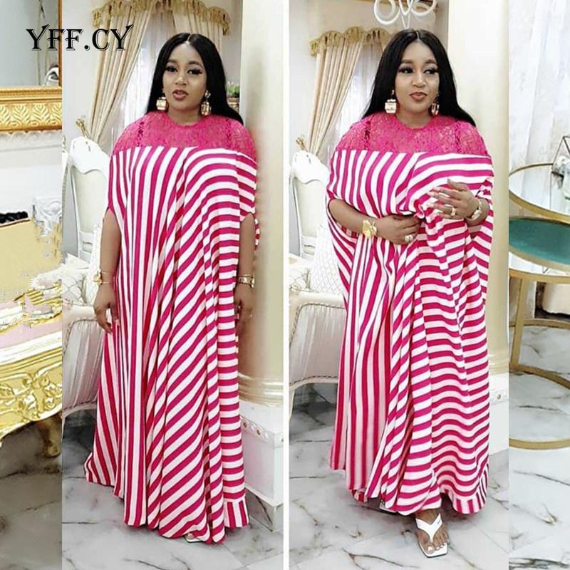 여성 2020 다시 키 여름 플러스 사이즈 드레스 여성 전통적인 아프리카 의류 요정의 꿈 긴 드레스를 들어 아프리카 드레스