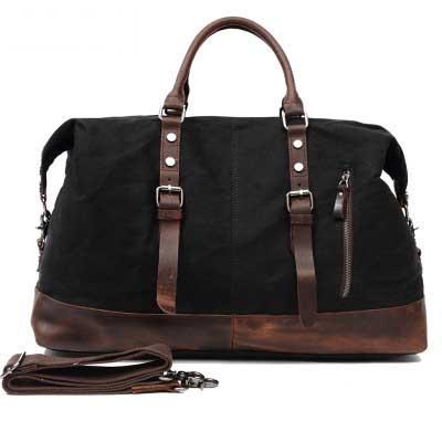 Erkek Tasarımcı Çanta Travelbag Su geçirmez Giyilebilir CanvasBag Yağ Bel MessengerBag Açık Büyük Kapasiteli LuggageBag Yeni Moda