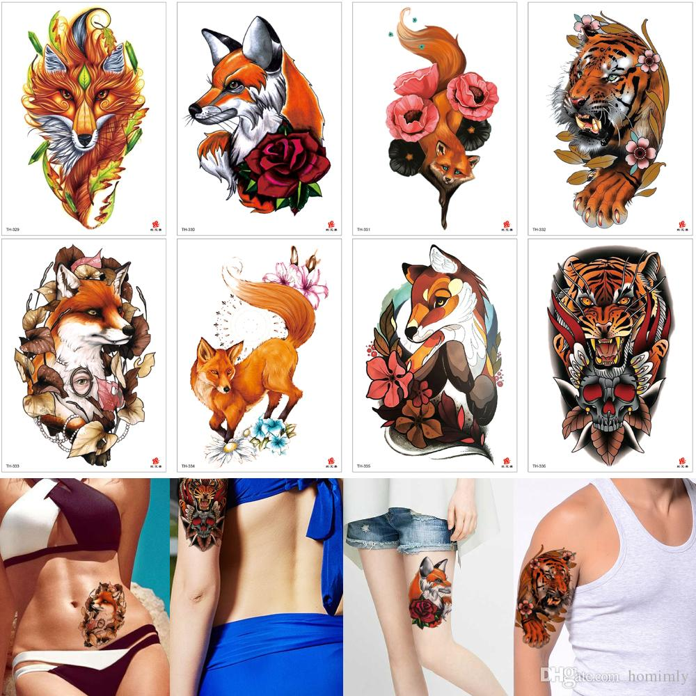 Cute Tattoos Designs On Paper