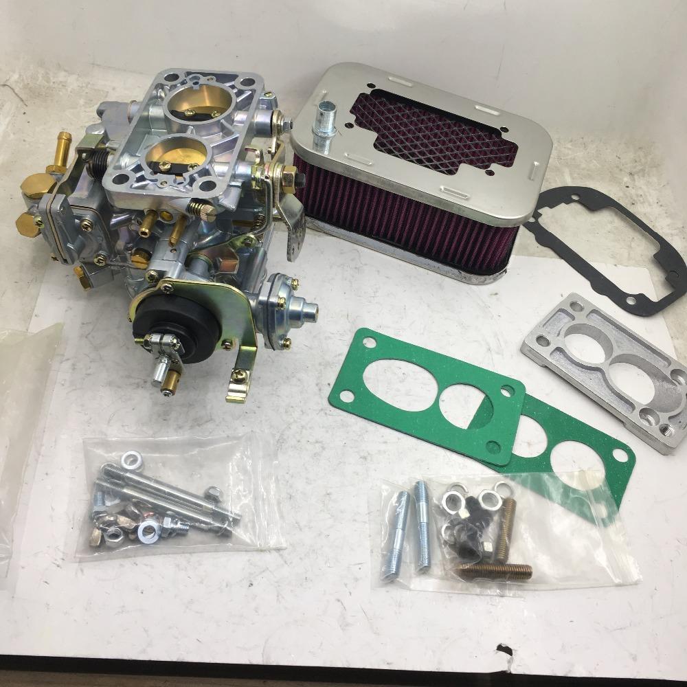 Sherryberg Karbüratör Kiti Toyota Hilux 18R 32/36 Için DGV M / C Fajlar Performans CarBoretor Carb Yükseltme Seti Weber Carburettor için