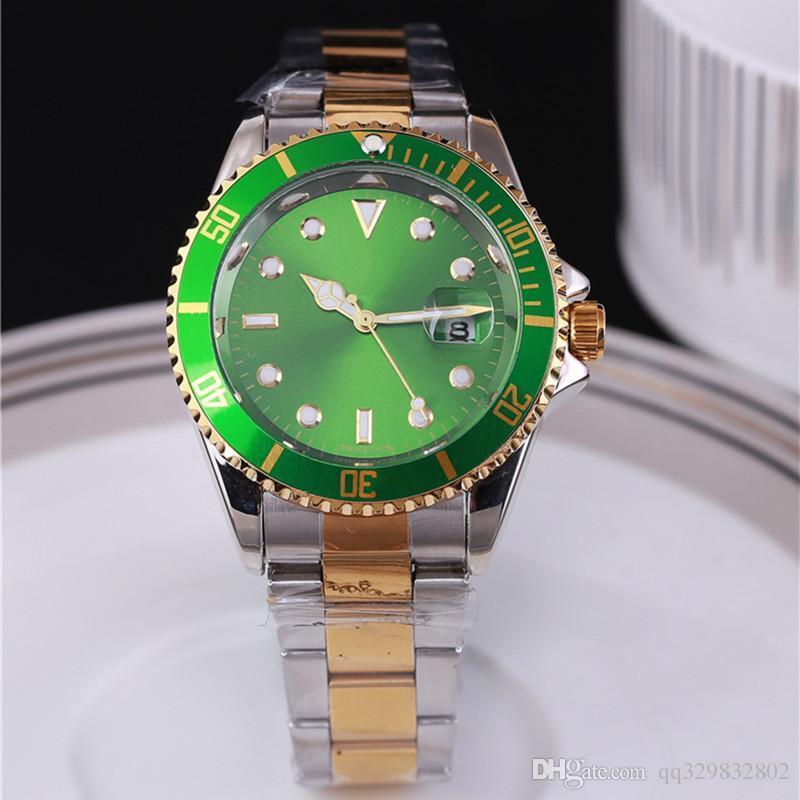 2020 nuova marca di lusso della vigilanza degli uomini del progettista Orologi da donna all'ingrosso di alta qualità degli uomini e donne Dress Gold Bracelet quarzo Orologio Reloj Mujer