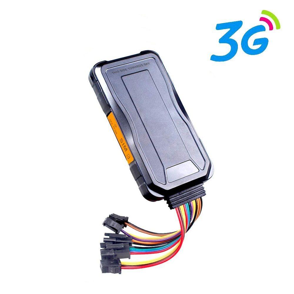 الجيل الثالث 3G لتحديد المواقع المقتفي سيارة تتبع جهاز قطع النفط GPS لتحديد المواقع رصد صوتي ماء الأميال الاهتزاز إنذار الويب التطبيق (التجزئة)