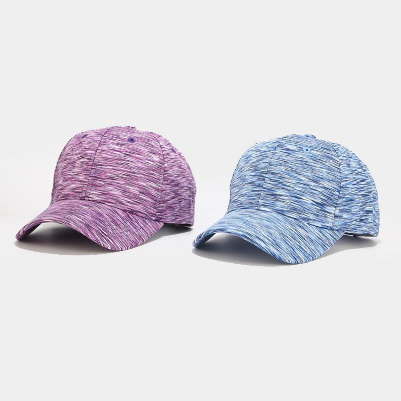 2020 nuovo cappello donne calde di vendita tie-dye berretti da baseball signore outdoor parasole degli uomini del cappello di Snapback Caps primavera e l'estate la protezione casuale