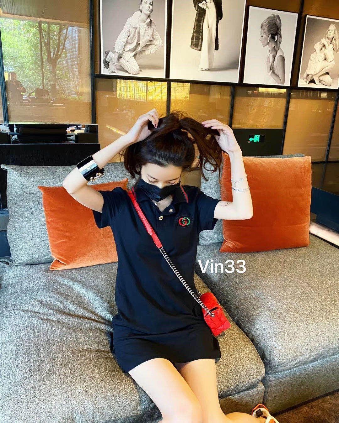 2020 di alta qualità delle donne a maniche corte primavera e l'estate di Modo T-shirt casual e confortevole Abbigliamento donna NRYE