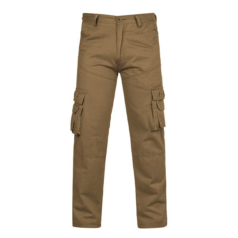 Mens Cargo Pants Overalls Pantalones Tactical Camouflage Work Trousers Army Sweatpants Pants for Men Plus Size