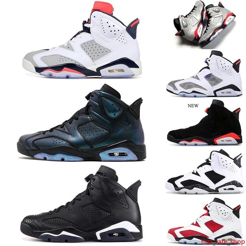 6 6s Tinker Hatfield Basketball Shoes