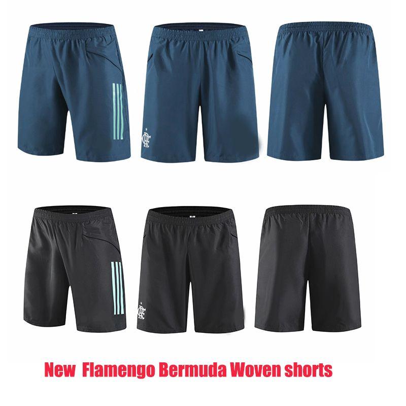 Neue 2019 2020 2021 Flamengo Fussball Bermuda Shorts Diego Zuhause 3. 20 20 21 Fußballtraining Sporthosen S-2XL