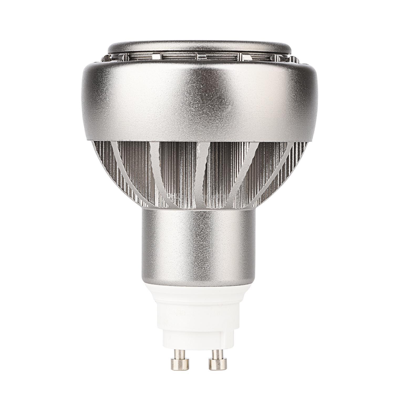 Светодиодная лампа GX10 12W эквивалентна 50W галогенная лампа 1200LM 60 ° угол луча GX10 встраиваемый освещение дорожки освещения уровень энергии A