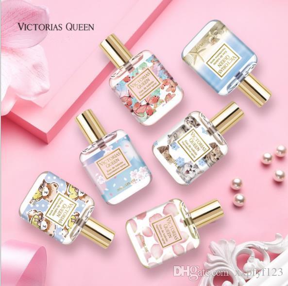 아름다움 victarias 여왕 여성 꽃 향기로운 단단한 향수 신선한 천연 향수 지속적인 숙녀 향수 30ml CZ134
