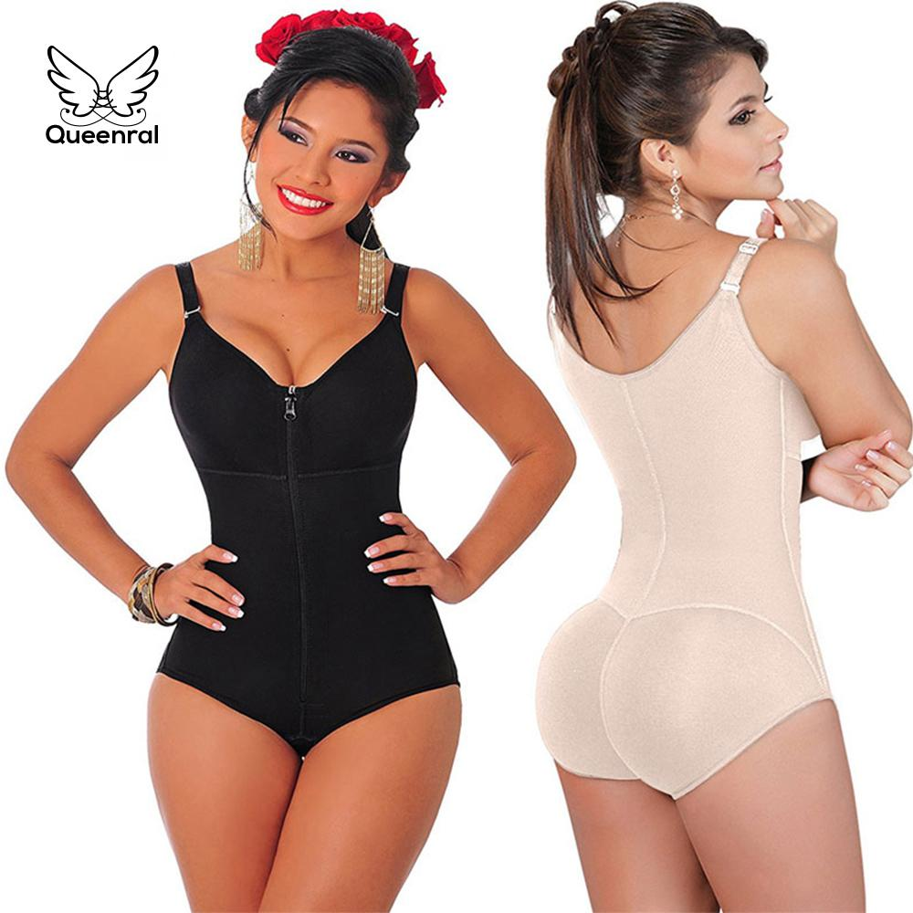 Shapewear Bustier Corset Slimming Underwear Tummy Shaper Women Body Shapewear Waist Trainer Body Shaper Corrective Underwear Y19071901