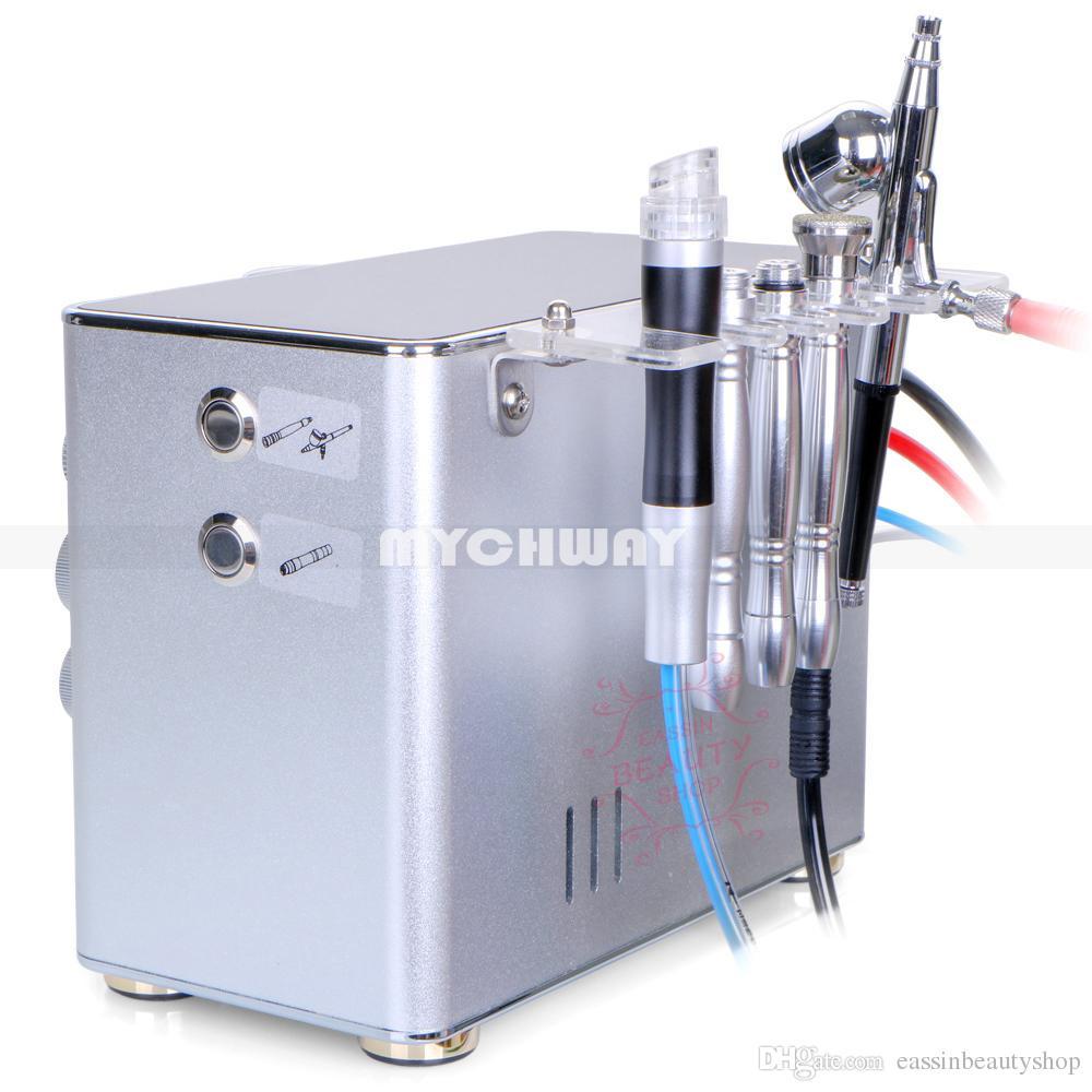 3 en 1 Hydro microdermabrasion Skin Deep Cleaner eau visage diamant dermabrasion machine de rajeunissement de la peau
