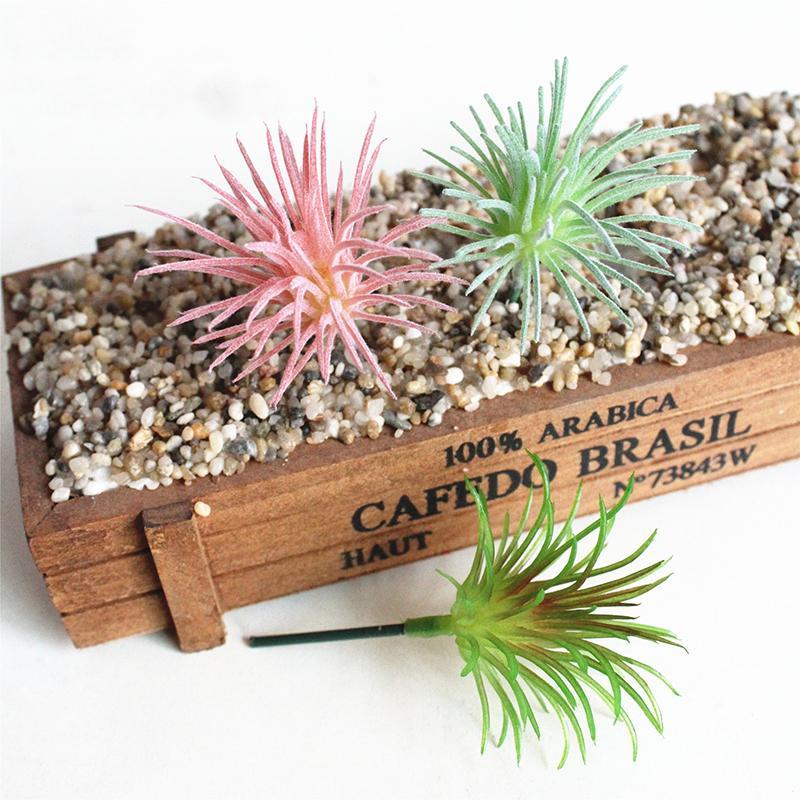 الهواء الاصطناعي العشب الأخضر النباتات النضرة محاكاة البلاستيك العشب الخضرة الجدار الرئيسية حديقة الديكور