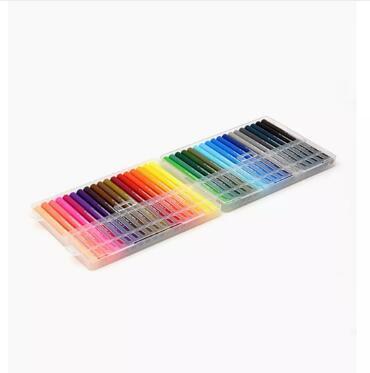 Original Xiaomi youpin KACO 36 Colors Double Tip Watercolor Pens Painting Graffiti Art Markers Dual Brush Pen Non-toxic Safe 3012070Z3