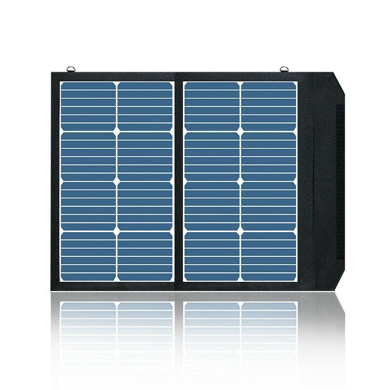 alta eficiencia plegable 45w el panel solar para el ordenador portátil, teléfono móvil, cámara digital, etc.