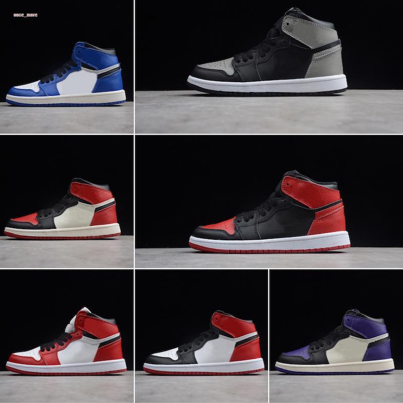 Compre Nike Air Jordan 1 Fuera De Disenador Toboganes Ninos Ninos Blancos Zapatos De Baloncesto Chaussures Para Hombre Pantalones De Fondo Rojo Zapatillas De Deporte Presto Zapatillas De Deporte Corrientes A 49 22