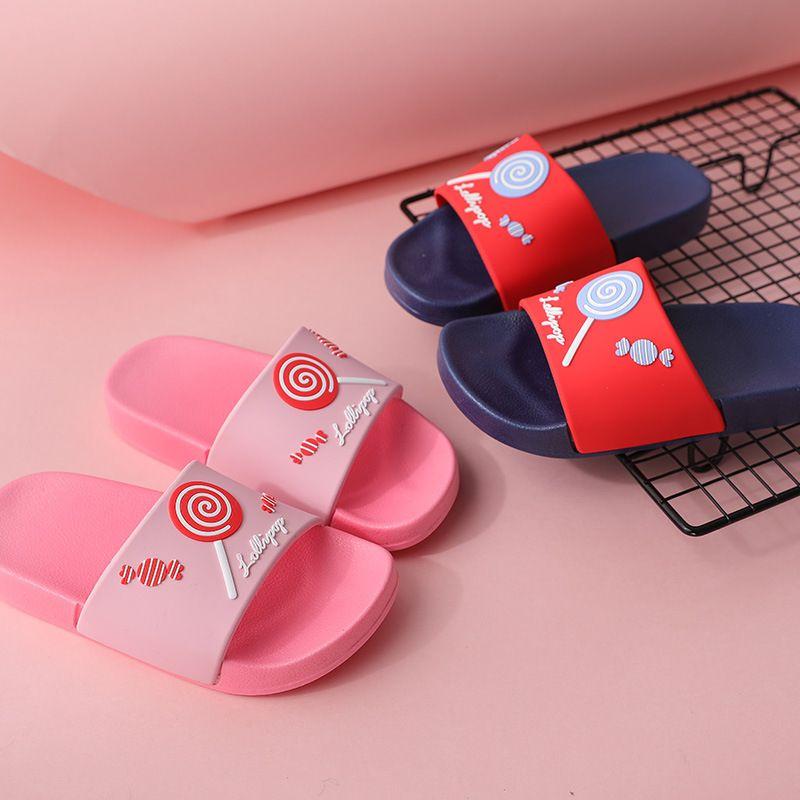 2020 Summer New Boys Slippers Girls
