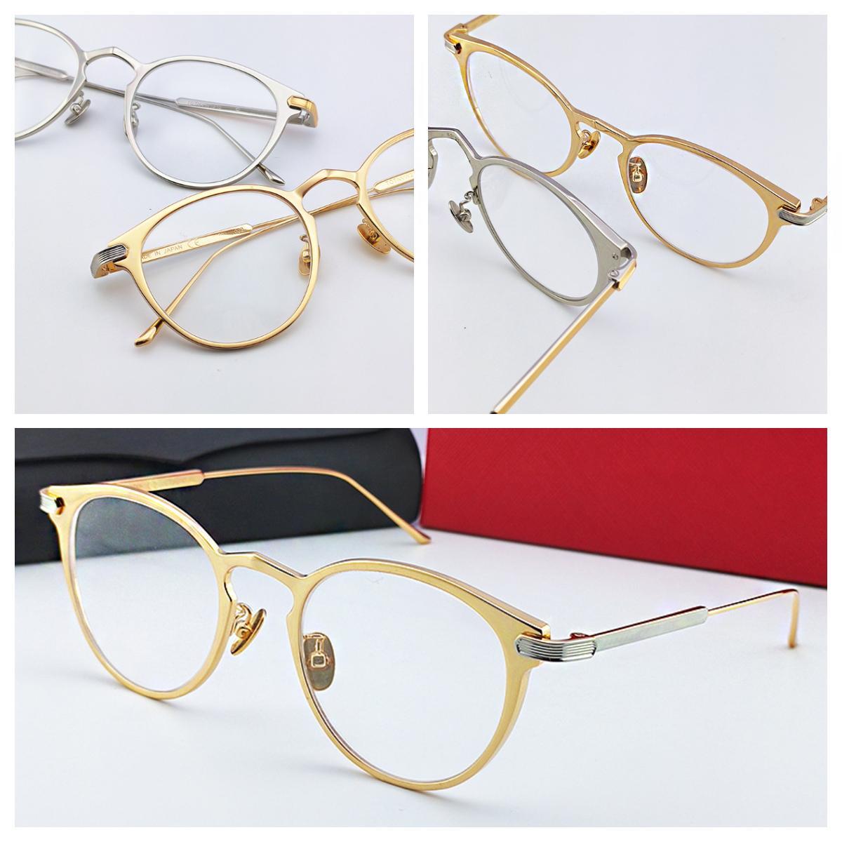 Mens luxury Transparent Glasses Eye outdoor Clear Glass Eyeglasses Myopia Presbyopia Vintage Prescription Optical Spectacle Frames 00210