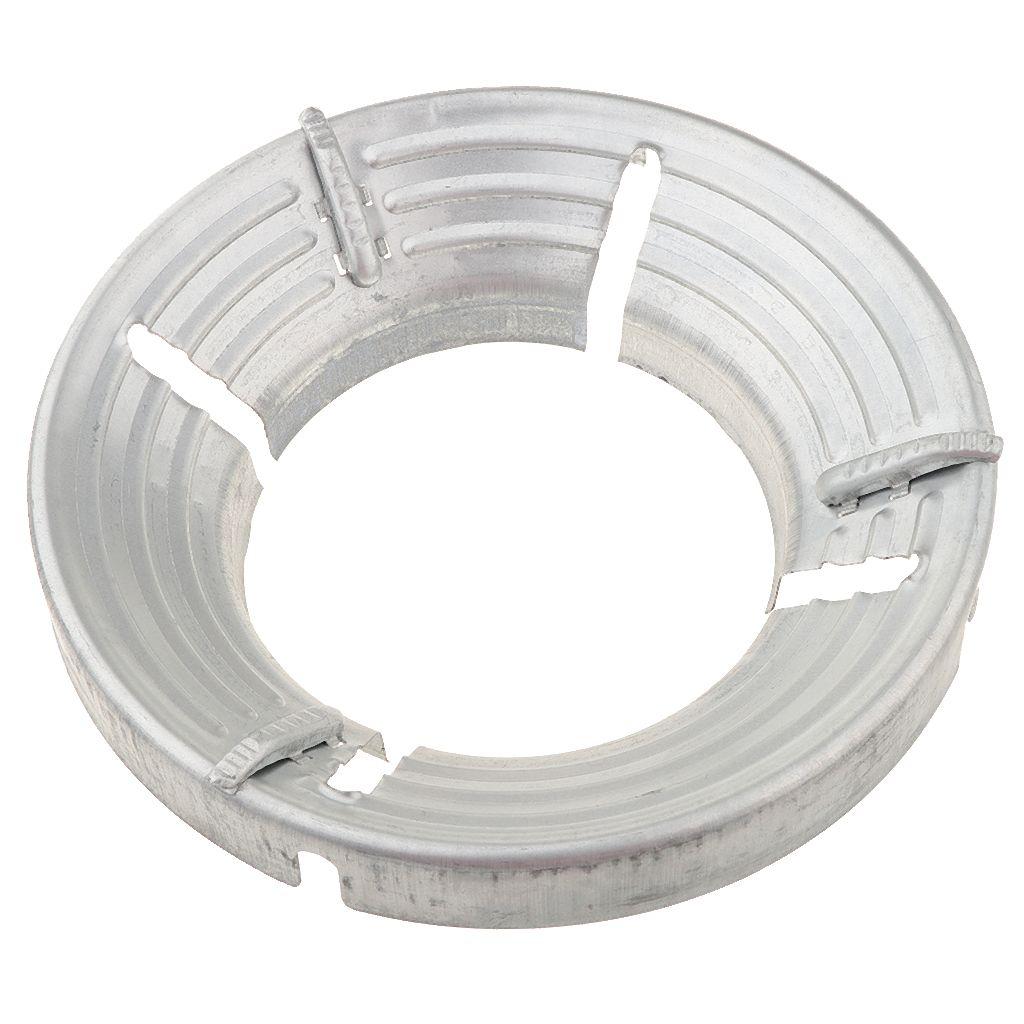 Universal de acero Cocina de gas Cocina de gas de la antorcha soporte de la cubierta a prueba de viento Energía cubierta círculo de ahorro