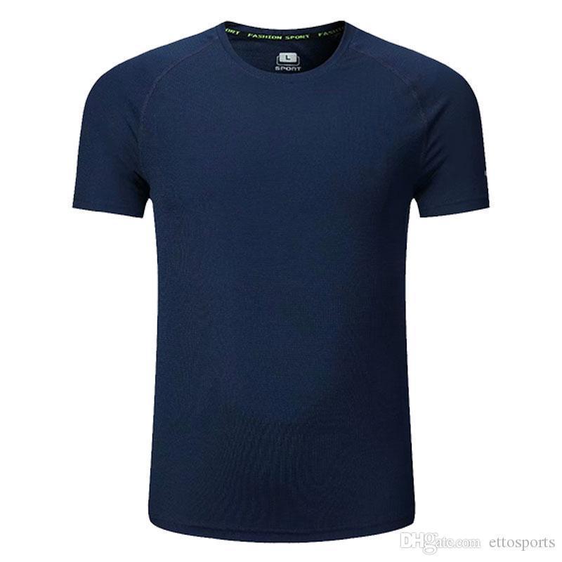 Hommes Polo court de tennis chemises à manches vêtements secs rapide Sport Kit Badminton shirt pour extérieur de football Courir t-shirt Sportswea-19
