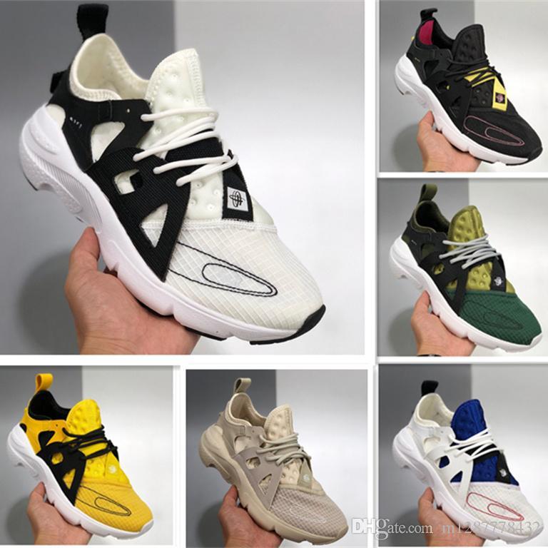 Pas cher Huarache 9 run chaussures ultra course pour hommes femmes enfants Huraches 9S sneakers sport formateur respirant ACE runner