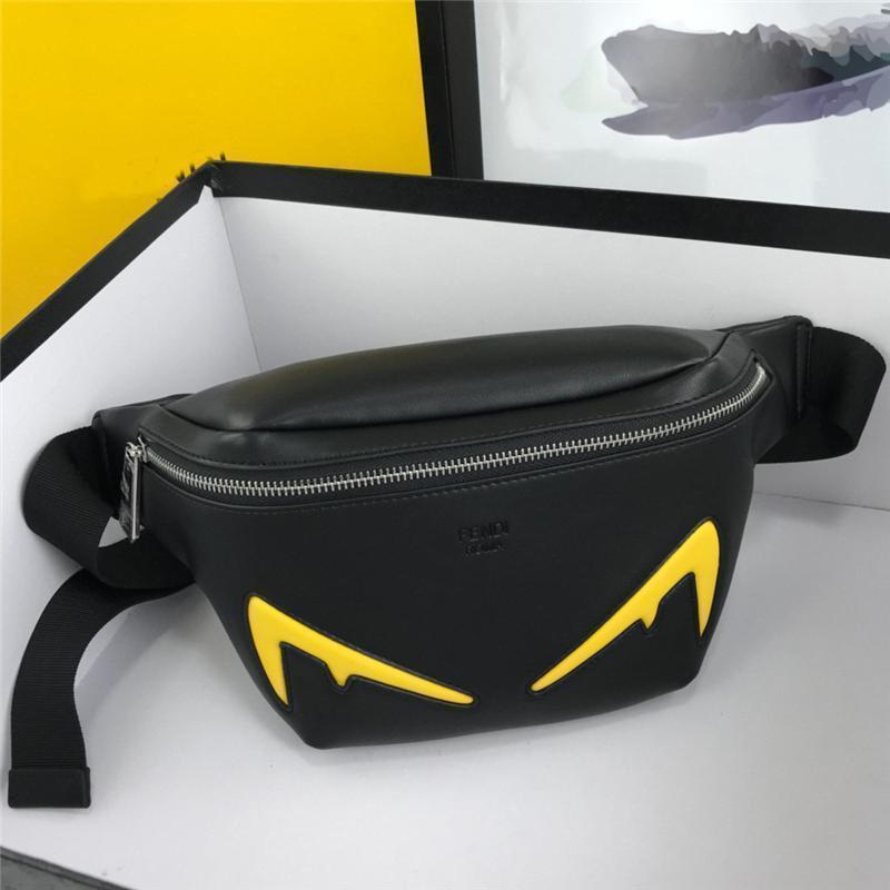borse vita progettista FD mostro occhio fanny pacchetto 19108 # vera pelle bumbag sportive borse borse da viaggio cinghia di stile classico borse di lusso purs5d22 #