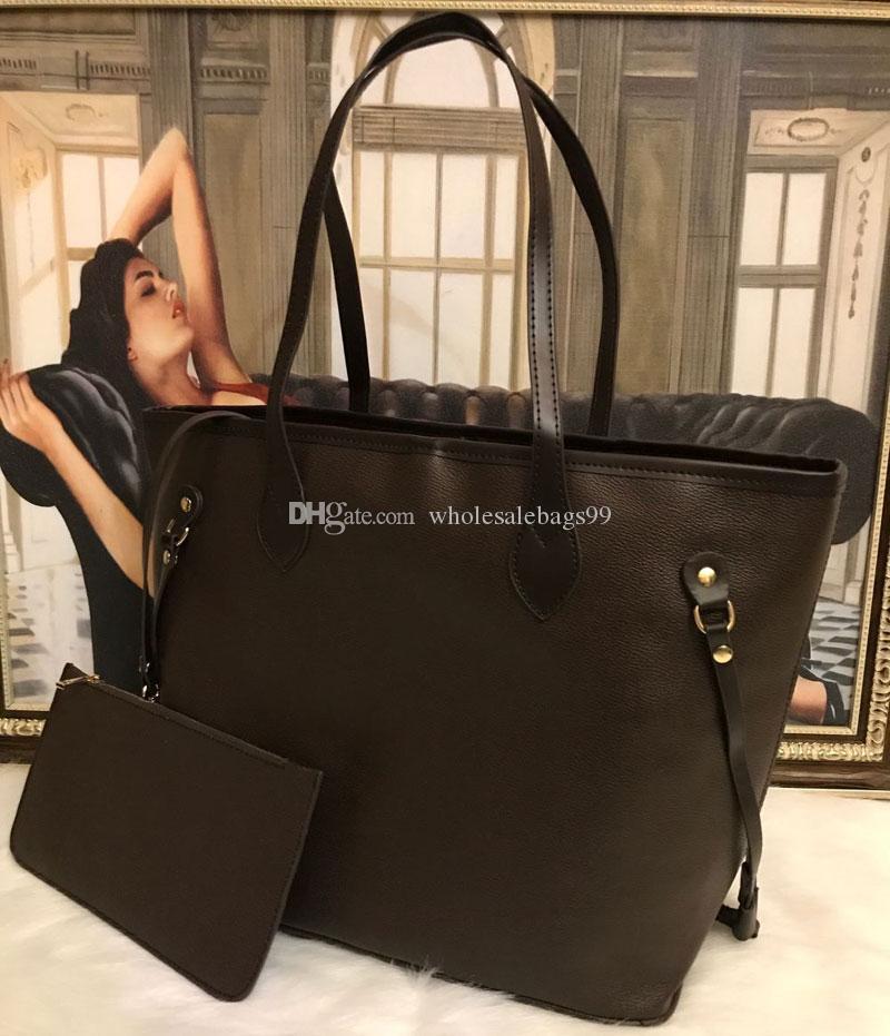 Tote Set Leder Qulity Classic Designer Clutch Handtaschen Blume Frauen Brieftasche 2 STÜCKE PU Schulter Damen Hohe zusammengesetzte weibliche Taschen mit P CFSR