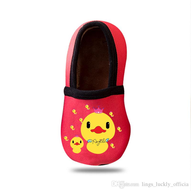 2019 Newborn Spring Autumn Winter Infant Cute Funny Socks Anti Slip Baby Boy Socks with Rubber Soles Baby Girl Cute