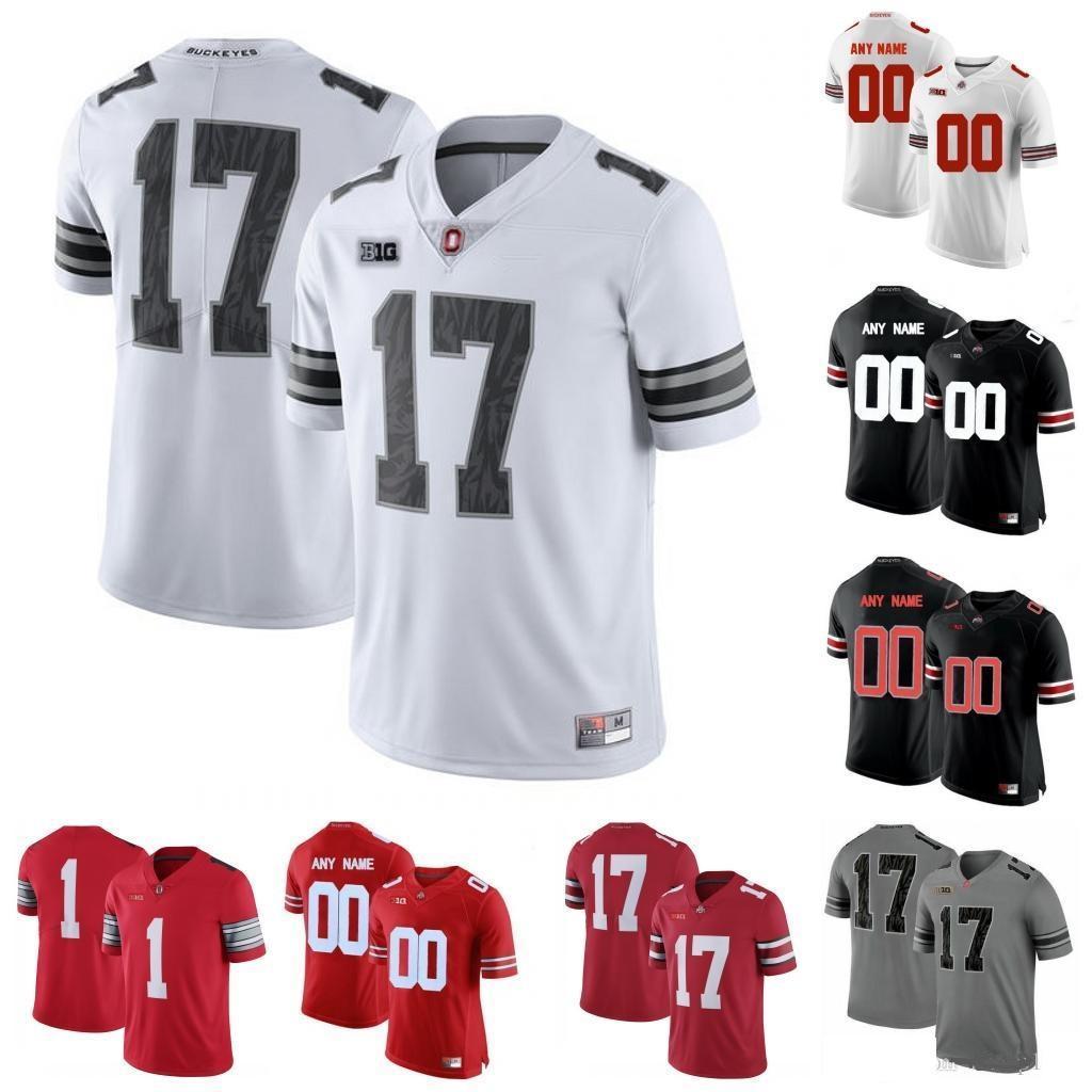 buckeye jersey numbers