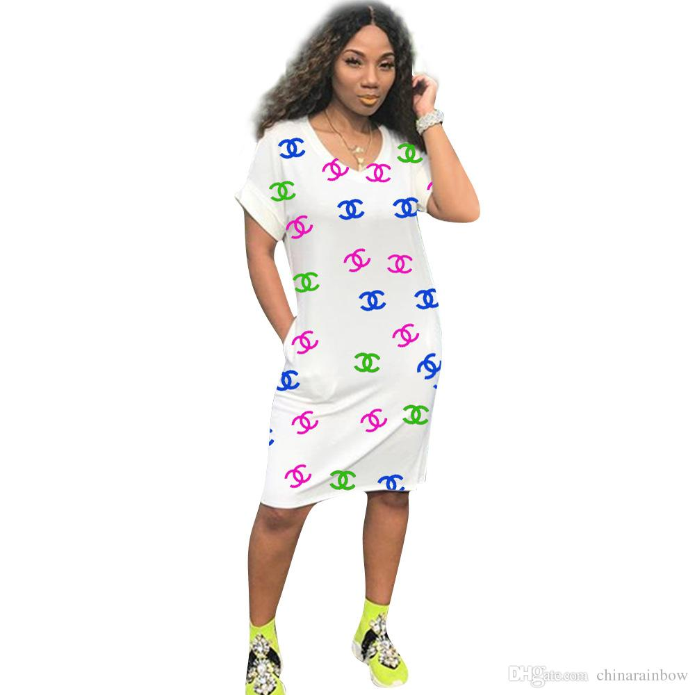 Festa de Verão curto Mulheres Vestido Ruffle impressão Polka Dot Sexy Praia envoltório vestido vintage meia luva Mini Vestidos Vestidos