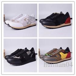 Arena 2020 HOT New malha respirável amantes sapatos da moda sapatos casuais de alta qualidade apartamentos de qualidade treinador sapatos k0387