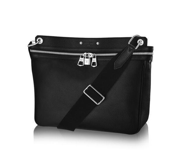 2019 Armand Посланника M42684 Мужчины Посланника сумки плеча ремень сумка Totes Портфель Портфели Duffle багажа