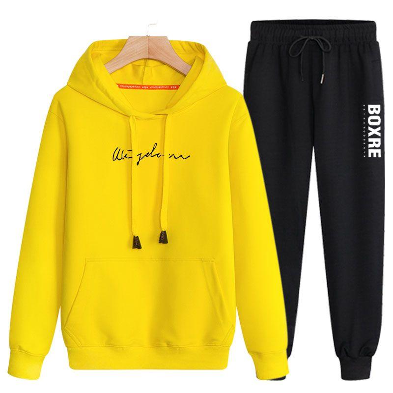 겨울 패션 운동복 남성 Sweatsuits 설정 후드 정장 조깅 정장 세트 캐주얼 운동복 남성 스포츠웨어 병력 코트 JJ60NT